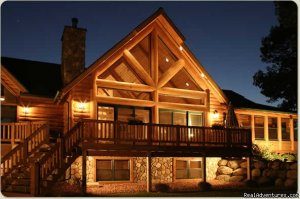 Pigeon Forge Cabin Rentals by Colonial Properties Vacation Rentals Pigeon Forge, Tennessee