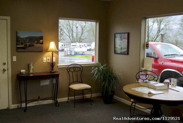 Office - Tri City RV Park