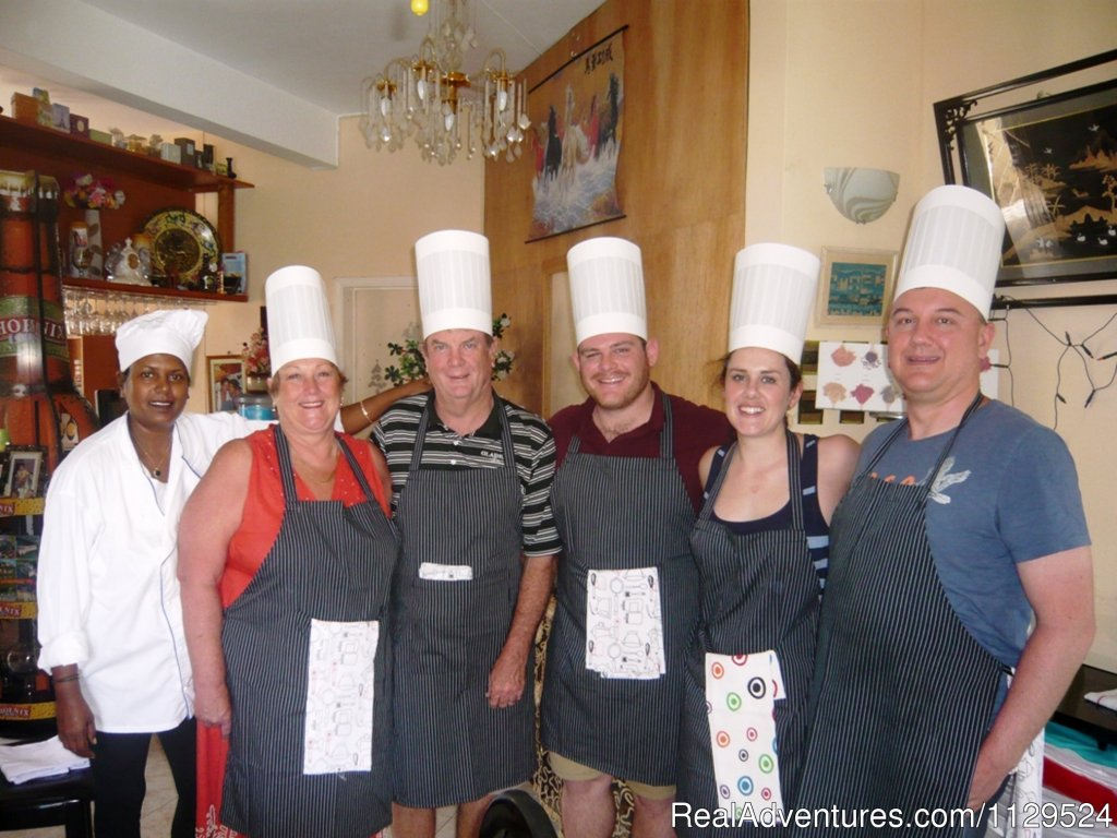 Cooking with Chef Sandy | Image #3/26 | 'Pallagino' Beachside B&B, Foods, Cooking Class