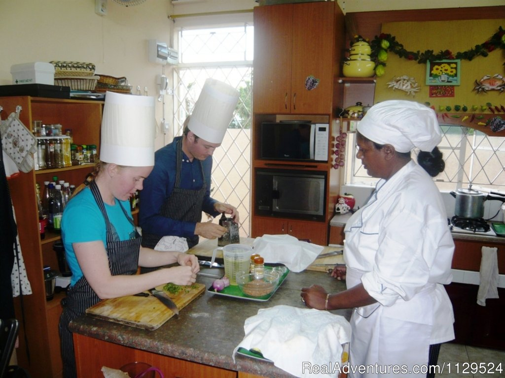 Cooking with Chef Sandy | Image #14/26 | 'Pallagino' Beachside B&B, Foods, Cooking Class