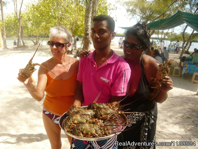 Gourmet Adventure tour - 'Pallagino' Beachside B&B, Foods, Cooking Class