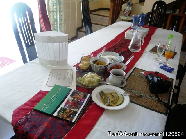 - 'Pallagino' Beach side Guesthouse, Gourmets Foods
