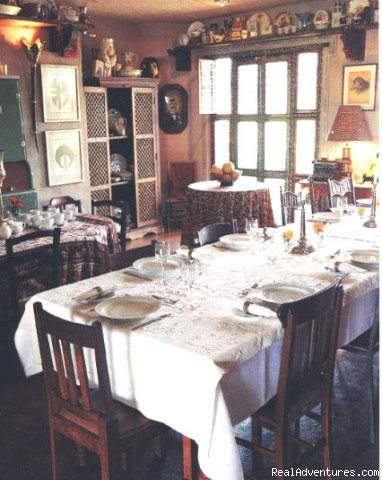 Dining - Five Star Small Country style lodging