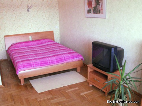 Minsk central 1 room LUXURY Apartment