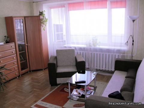 - Minsk central 1 room LUXURY Apartment