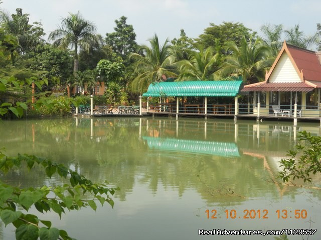 Experience the true Thai country lifestyle, Sakaeo