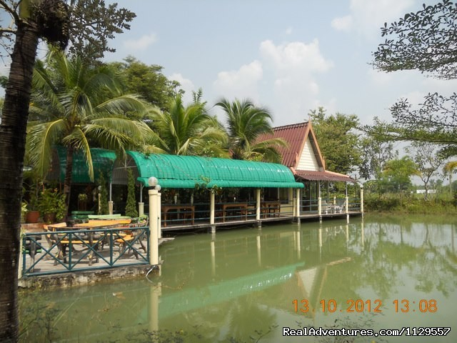 Restaurant - Experience the true Thai country lifestyle, Sakaeo