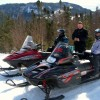 Bay of Islands Snowmobile tour