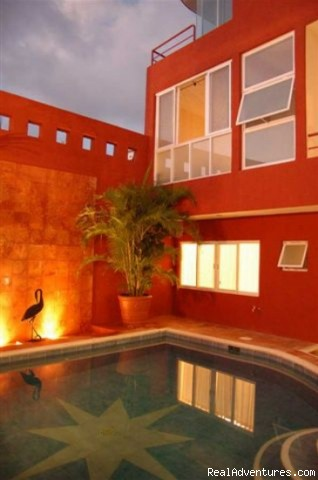 Brand New! 1 Bdrm Gorgeous condo downtown Cozumel