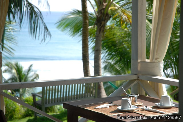 Breakfast with a view - Sea-U Guest House