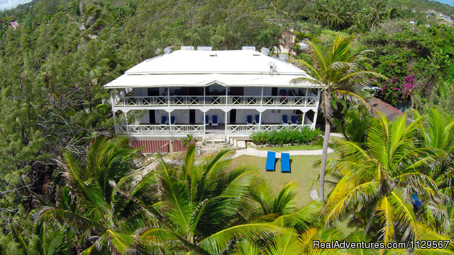 Aerial view of Sea-U - Sea-U Guest House