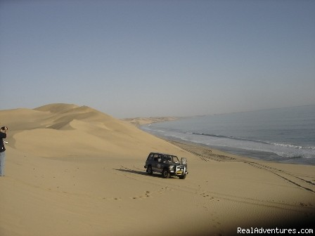 - Namibian Camping Tours and Coastal Day Tours