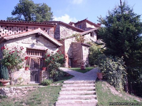 Romantic Weekend in Umbria B&B Borghetto di Pedana