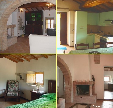 Apartment Second Floor - Romantic Weekend in Umbria B&B Borghetto di Pedana