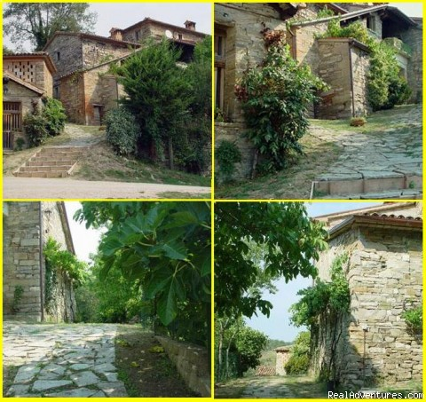 Front Entry (#6 of 7) - Romantic Weekend in Umbria B&B Borghetto di Pedana