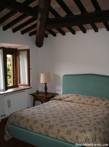 one bedroom - charming B&B among Brunello vineyards