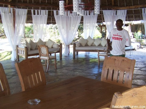 Dining Site (#5 of 24) - Tajriviera House Diani Beach Kenya