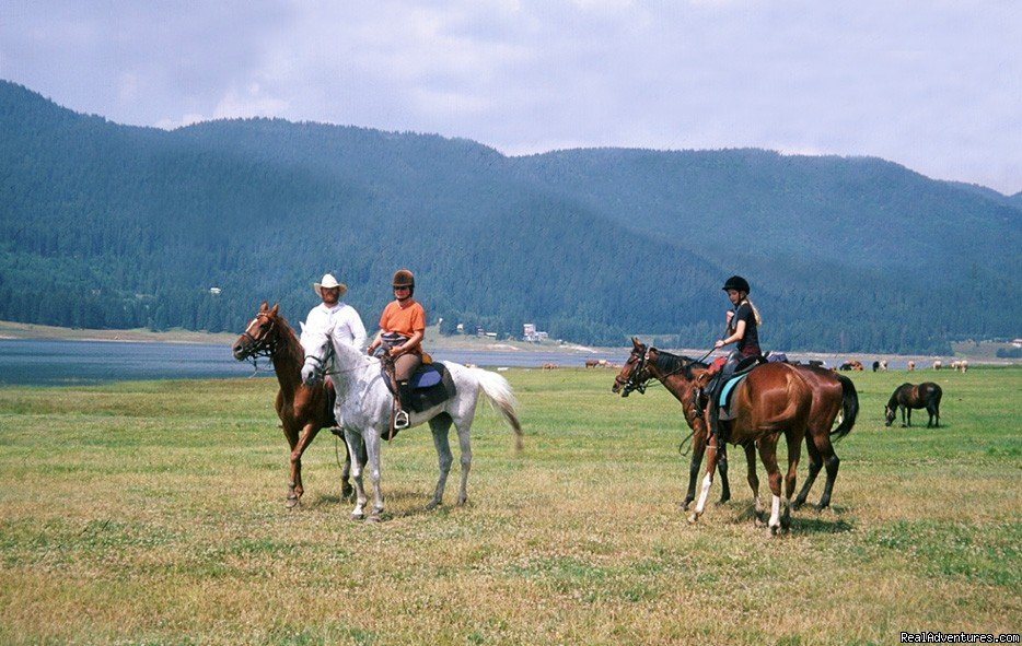 Ride by the Lake Dospat | Image #5/22 | Equestrian&Adventure vacation in beauty Bulgaria