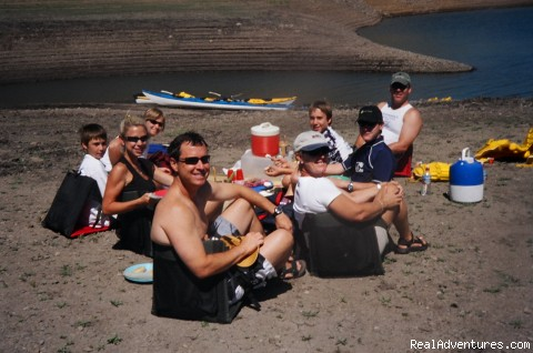 Kayaking Idaho style (#2 of 3) - guided adventure programs in Idaho and Oregon
