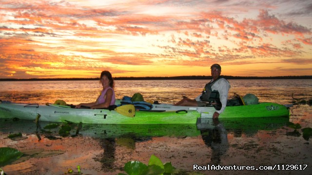 What a great way to start the day (#7 of 26) - Guided kayak tours in Central Florida