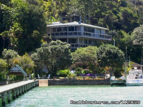 Kawau Lodge - Island Retreat - Kawau Island Experience