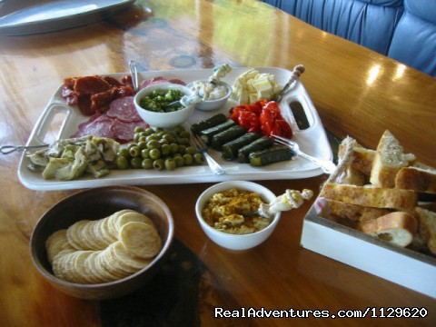 Platter (#7 of 18) - Island Retreat - Kawau Island Experience