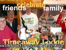 Timeaway Lodge is simply comfortable for a leisure retreat. - 2 Lodges/2 lodging styles. Relax,retreat,romance.
