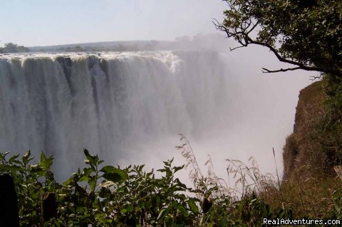 Victoria Falls - Adventure Overland Safaris with Africa Travel Co