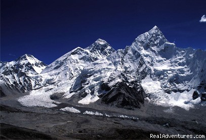 Trekking in Nepal Himalayas: Mt. Everest