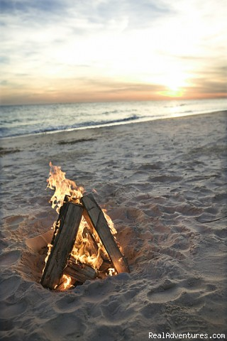 Beach Fire - Oregon Coast Luxury Oceanfront Accommodatons