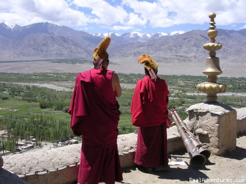 Explore Rich Buddhist Culture of Ladakh Himalaya