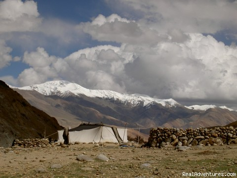 Nomad Tent - Explore Rich Buddhist Culture of Ladakh Himalaya