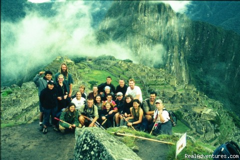 On the Inca Trail - Incas & Amazon - Peru Small Group Adventure