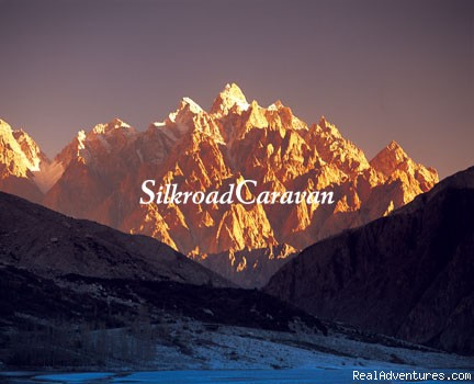 Passu Hunza Pakistan - Trekking & Tour in Pakistan with Silk Road Caravan