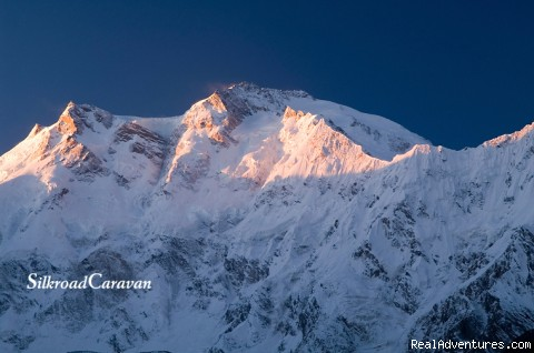 Nanga Parbat 8126m - Trekking & Tour in Pakistan with Silk Road Caravan