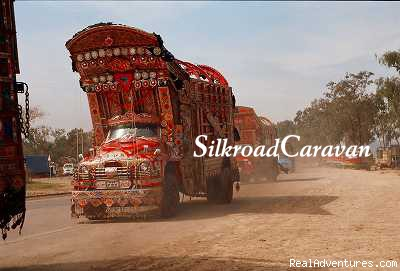 Trek - Trekking & Tour in Pakistan with Silk Road Caravan