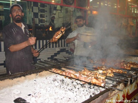 Kabab - Trekking & Tour in Pakistan with Silk Road Caravan