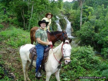 Green Acres Horseback Adventure - Another Day in Paradise
