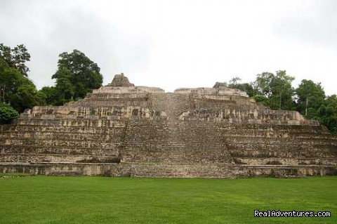 Caracol Maya Temple - Another Day in Paradise