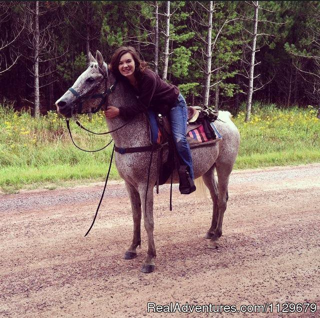 Gentle,well-trained Horses-Horseback Adventures