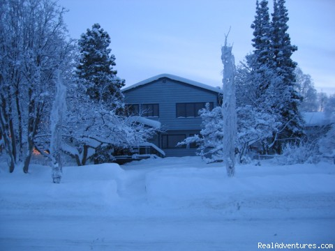 Google City Garden Alaska for reviews. - CityGarden B&B