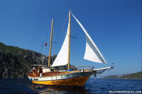 Sailing Turkey - Cruises, Sailing & Yacht Charters in Turkey