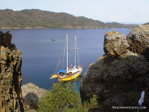 Mizana - Cruises, Sailing & Yacht Charters in Turkey