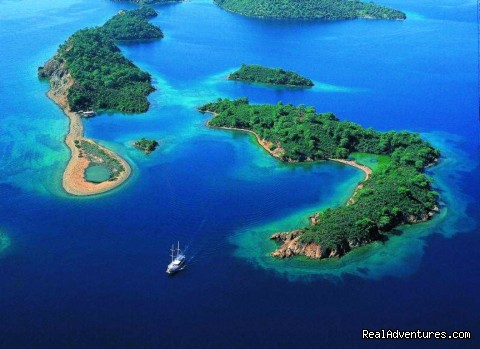 Gocek - Cruises, Sailing & Yacht Charters in Turkey