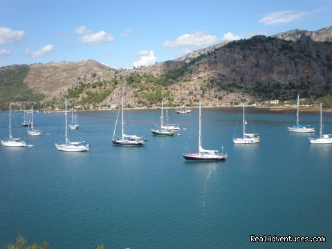 Orhaniye - Cruises, Sailing & Yacht Charters in Turkey