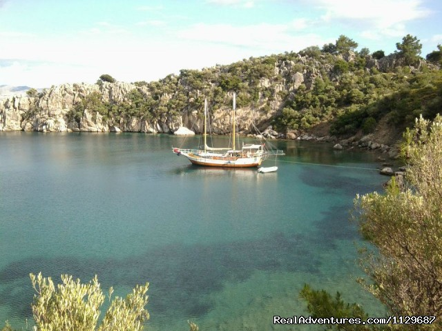 Dat?a Peninsula Turquaz Sea Bay - Cruises, Sailing & Yacht Charters in Turkey