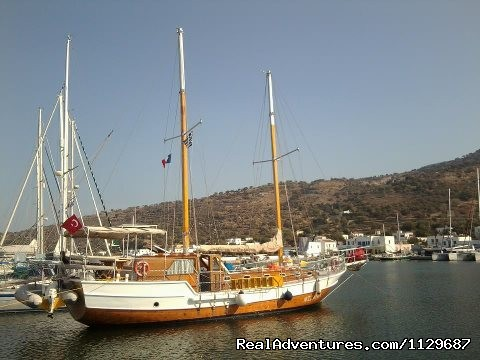 Mizana at dodicanes islans - Cruises, Sailing & Yacht Charters in Turkey