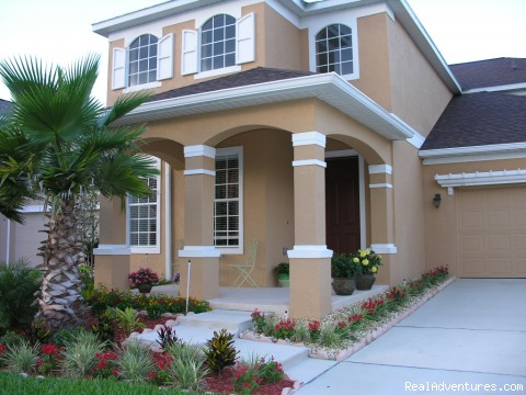 Just 5 minutes from Disney World ! ! !: Front View