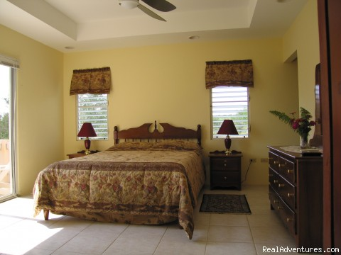 Main Bedroom - Belize River Valley Vacation Rental