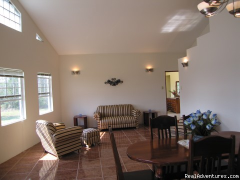 Living Area - Belize River Valley Vacation Rental
